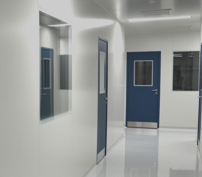 Modular Clean Room Manufacturers In India Lennox Clean Air
